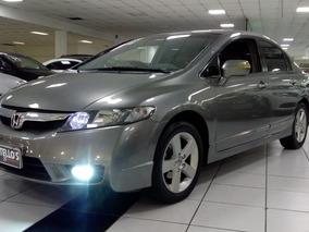 Honda New Civic Exs 2008 1.8 16v Flex