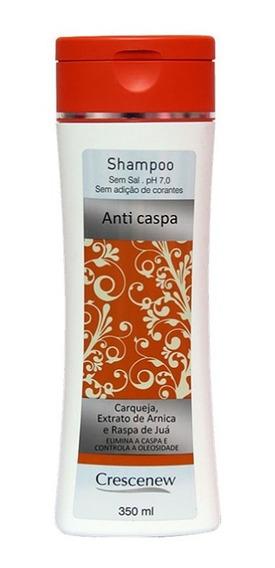 Xampu Anti-caspa Seborreia Acabar - Shampoo Couro Cabeludo