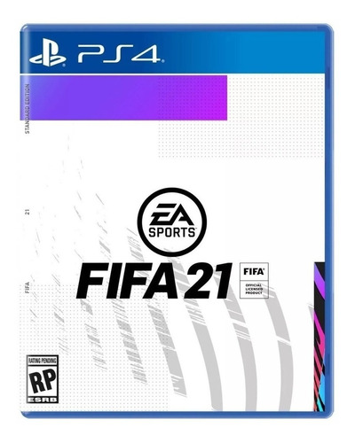 FIFA 21 Standard Edition Electronic Arts PS4 Físico