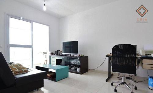 Apartamento Com 2 Dormitórios À Venda, 60 M² Por R$ 450.000,00 - Vila Andrade - São Paulo/sp - Ap48937