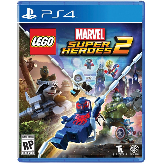 Game Lego Marvel Super Heroes 2 Ps4 Midia Fisica Promoção Br