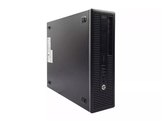 Hp Elitedesk 800 I5 4570 3.2ghz 4/500gb Media Cpu