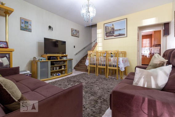 Casa Para Aluguel - Planalto Paulista, 2 Quartos, 180 - 893044432