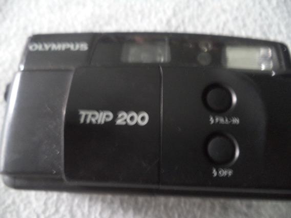 Camara Fotografica Antiga Funcionando Olimpus Barato 35,00