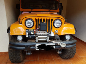 Jeep Cj5 Willys - Trilha