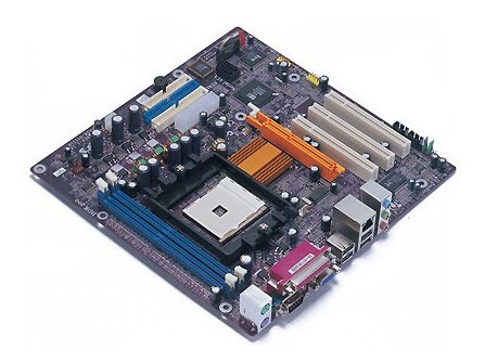 Placa Mãe Ecs 760gx-m Para Amd Athlon 64