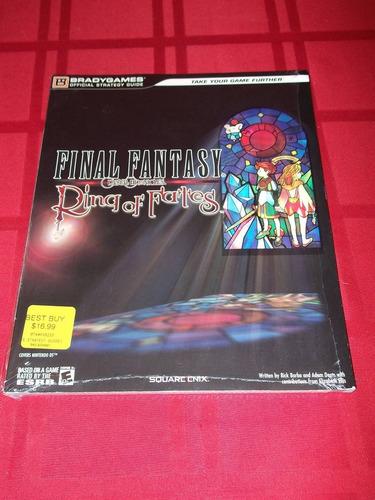 Final Fantasy Ring Of Fates Guia De Estrategia