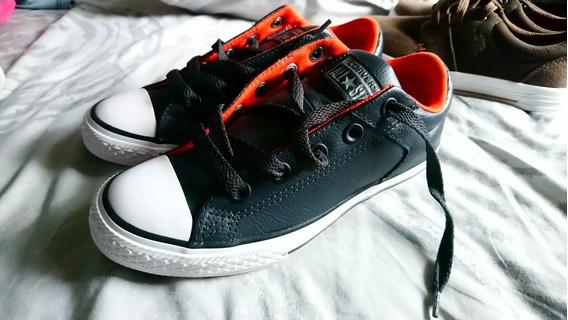 Zapato Converse Niño Talla 2 (33)