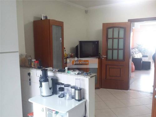Imagem 1 de 9 de Sobrado Residencial À Venda, Vila Tupi, São Bernardo Do Campo. - So1334