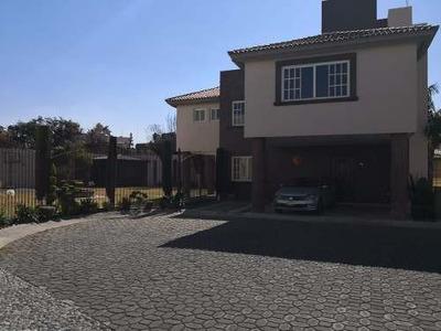 (crm-3423-1259) Venta De Casa, Casa Blanca, Metepec