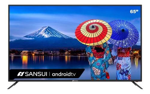 Pantalla 65  Led Smx65e1uad Uhd Smart 4k Android Tv