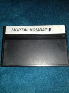 Jogo Master System Mortal Kombat 1