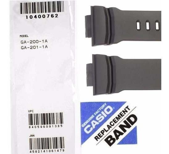 Pulseira Ga-200 Ga-201 Ga-150mf 100% Original Casio G-shock