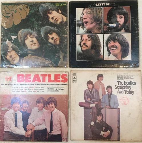 The Beatles Lp Venezolano Colección Casi Completa 20 Discos