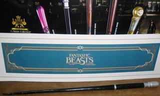 Varita Harry Potter Animales Fant/ã/¡Sticos Percival Noble Collection