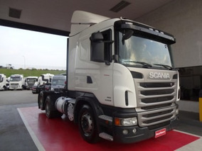 Scania G 400 Cavalo 6x2 Lta Automático 2013 Selectrucks