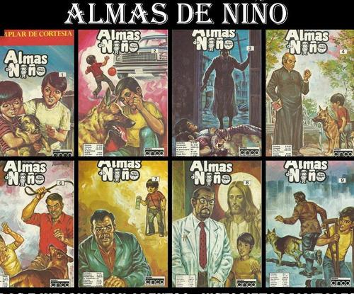 Almas De Niño Comic Clasico Coleccion Digital