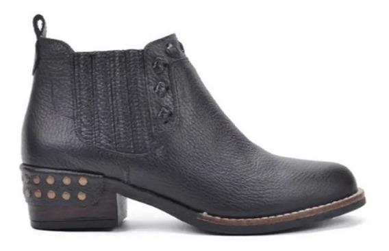Zapatos Botas Botinetas Borcegos Charritos Cuero Art 168
