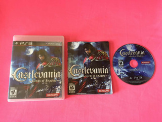 Castlevania Lords Of The Shadow Ps3 (game Army)