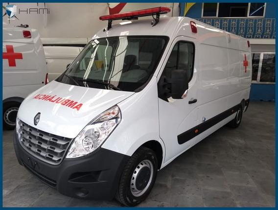 Master Ambulancia Uti L3h2 2019