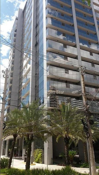 Sala Comercial Ed Monte Carlo Empresarial - Alphaville - Barueri - Sa0270