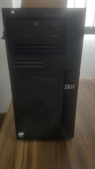 Servidor Ibm Xls2bbr - X3200 M2/xeon 3320 Qc 2.66 Mhz