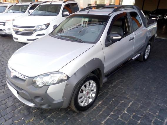 Fiat Strada 1.8 Mpi Adventure Cd 16v Flex 2p Manual