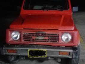 Campero Chevrolet Samurai 1993