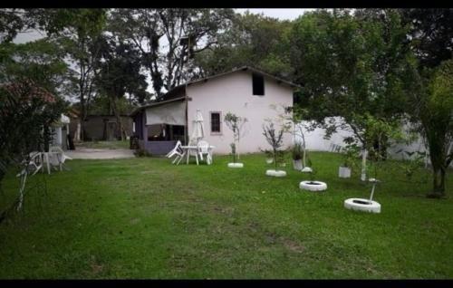 Chácara Murada No Suarão Em Itanhaém - 6243   Npc