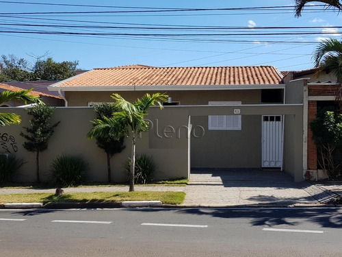 Casa À Venda Em Jardim Nova Europa - Ca025432