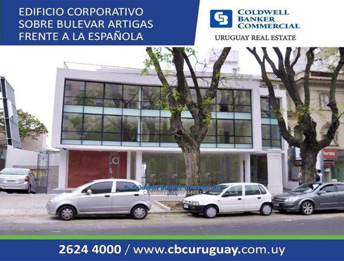 Alquiler Oficina Parque Batlle -bv. Artigas C. Tres Cruces