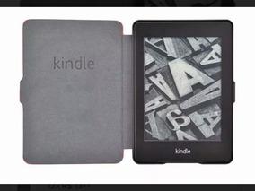 Case Kindle Paperwhite Com Fecho Magnético