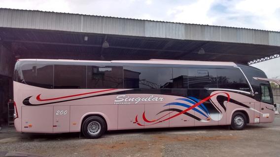 Onibus Scania K 360 Com Marcopolo 1200 New G7 Ano 2019