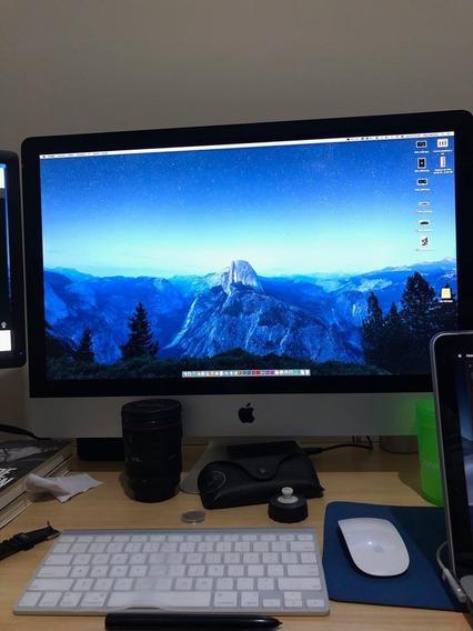 iMac 27 - Core I5 - 4gb Ram (condição Especial Na Descrição)