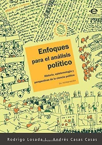 Para El Analisis Politico: Historia Epistemologia Y Perspect