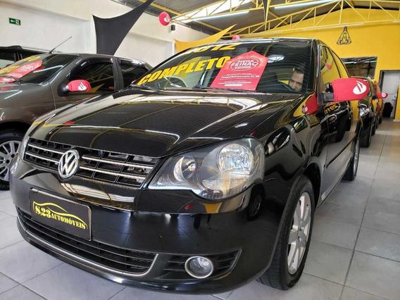 Volkswagen Polo 1.6 Vht Sportline Total Flex 5p 2012