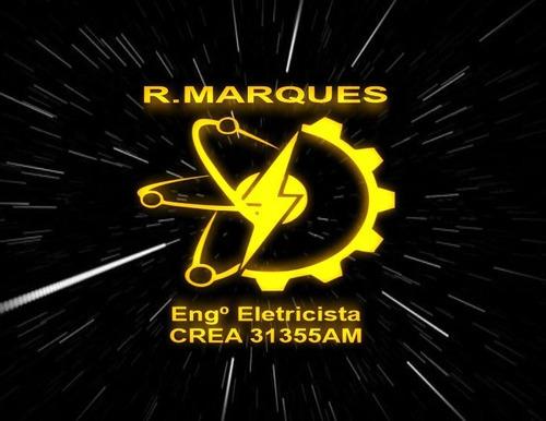 Elaboração De Projetos Elétricos (industrial/residencial)
