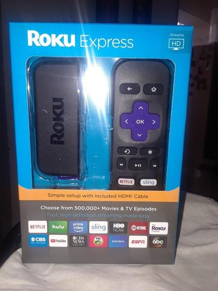 Roku Express Tv Hd Neflix. En 60