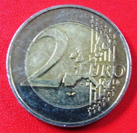 Belgica Moneda 2 Euros 2000 Unc Km #231