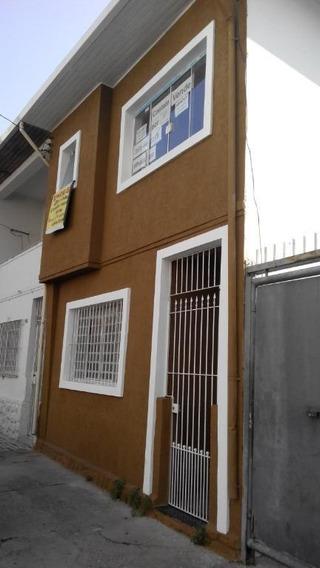 Sobrado No Centro - Santo André Área Construída 92 M² - So0568