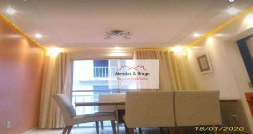 Imagem 1 de 15 de Apartamento À Venda, 50 M² Por R$ 240.000,00 - Vila Amália (zona Norte) - São Paulo/sp - Ap1814