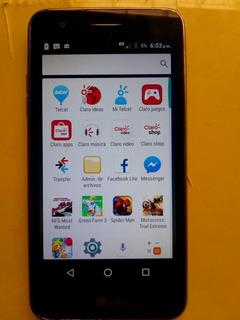 Celular, LG X230h, At&t Y Movi