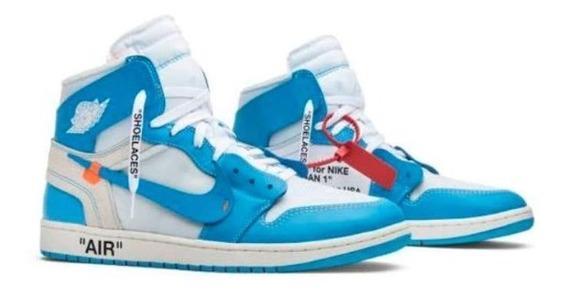 Off White X Air Jordan 1 Retro High