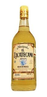 Mezcal El Zacatecano Joven 1000ml