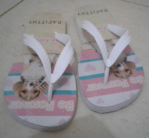Chinelo Cachorrinho
