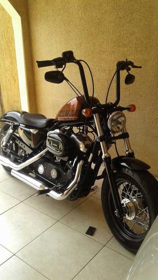 Hd Xl 1200cc Forty Eight 2014 Novíssima