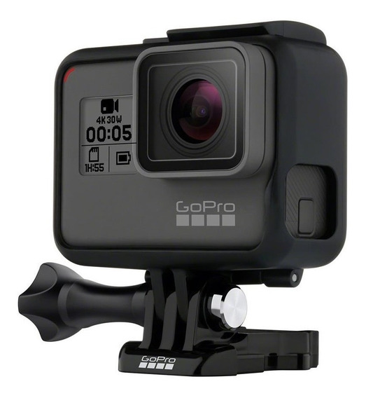 Camera Gopro Hero 5 Black + Estanque + Sd64gb + Acessórios