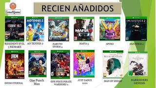 Combo! Escoge 1 Juego! Xbox One