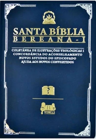 Santa Bíblia Bereana Ferramentas P Ministério