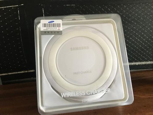 Imagen 1 de 2 de Cargador Original Inalámbrico Qi Samsung Galaxy S6 S7 S8